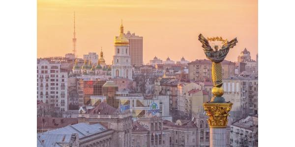 Невероятные парки Киева